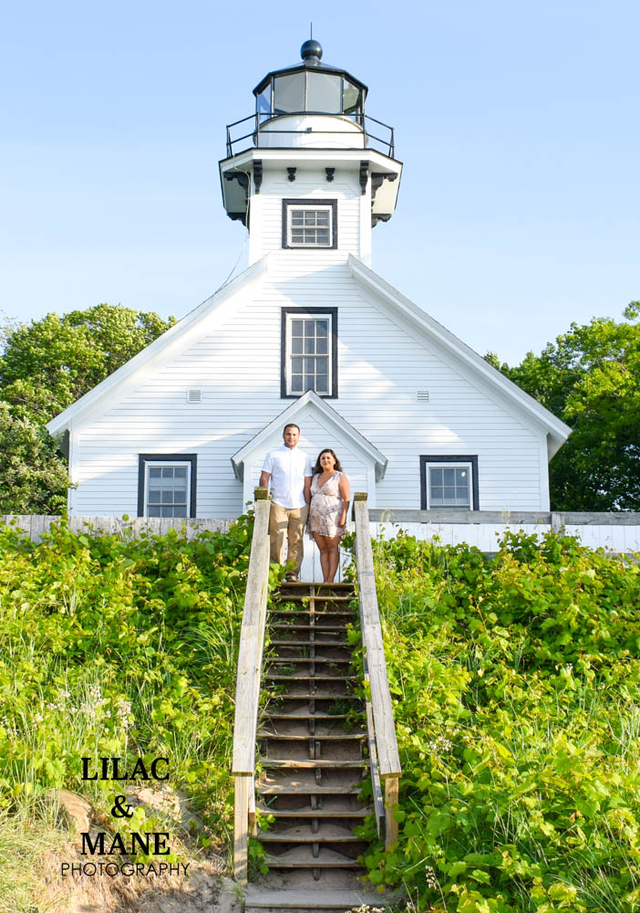 Engagement Session in Traverse City